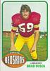 Brad Dusek 1976 Topps