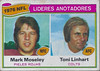 Scoring Leaders 1977 Topps Mexican