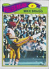 Mike Bragg 1977 Topps Mexican