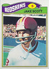 Jake Scott 1977 Topps