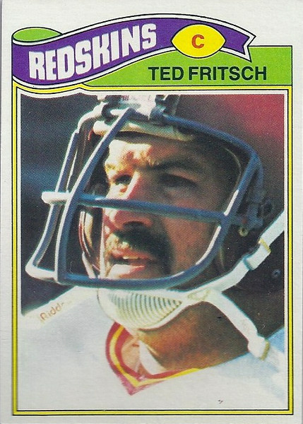 Ted Fritsch 1977 Topps
