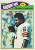 Dennis Johnson 1977 Topps