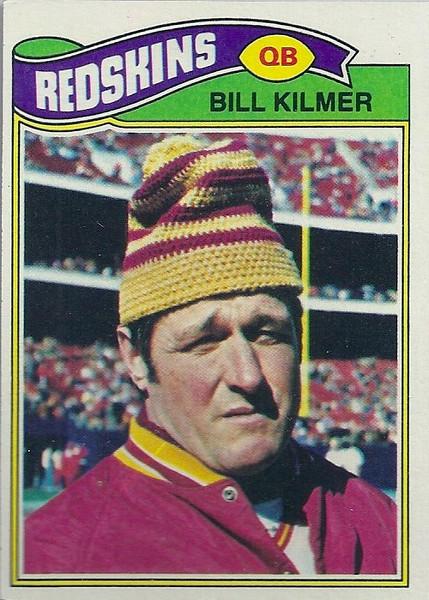 Bill Kilmer 1977 Topps