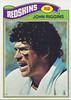 John Riggins 1977 Topps