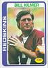Bill Kilmer 1978 Topps