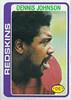 Dennis Johnson 1978 Topps
