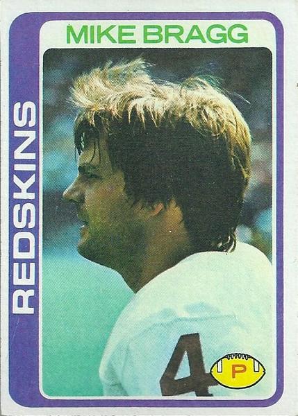 Mike Bragg 1978 Topps