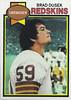 Brad Dusek 1979 Topps