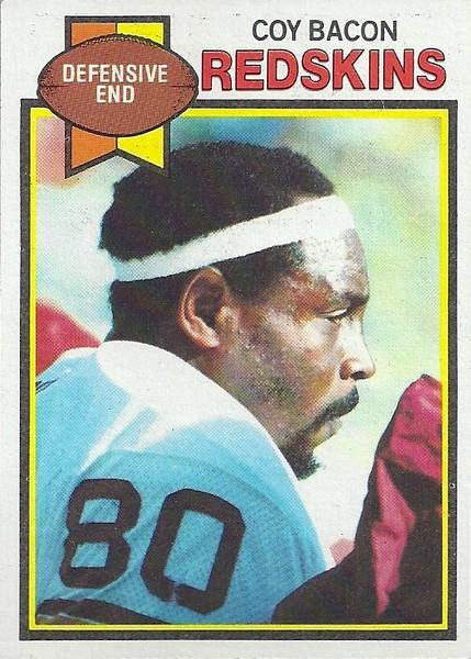 Coy Bacon 1979 Topps
