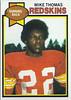 Mike Thomas 1979 Topps