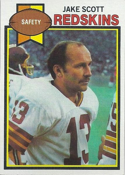Jake Scott 1979 Topps