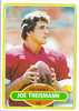 Joe Theismann 1980 Topps