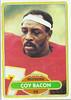 Coy Bacon 1980 Topps