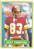 Ricky Thompson 1980 Topps
