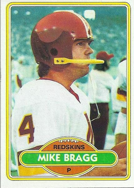 Mike Bragg 1980 Topps
