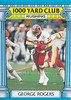 George Rogers 1000 Yd Club 1987 Topps
