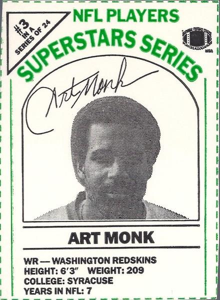 1986 Dairy-Pak Green Art Monk