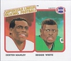 Dexter Manley and Reggie White 1989 Talking Football
