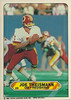 Joe Theismann 1983 Topps Sticker Inserts