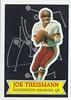 1984 Topps Sendaway Joe Theismann