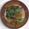 1984 Slurpee Coins John Riggins