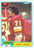 Karl Lorch 1981 Topps