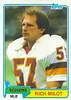 Rich Milot 1981 Topps