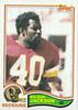 Wilbur Jackson 1982 Topps