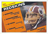 Redskins Team Leaders 1984 Topps