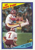 Mark Moseley Record Breaker 1984 Topps