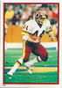 John Riggins 1985 Topps Preview Stickers