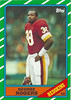 George Rogers 1986 Topps