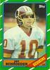 Jay Schroeder 1986 Topps