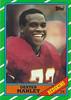 Dexter Manley 1986 Topps