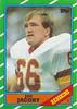 Joe Jacoby 1986 Topps