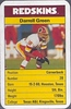 Darrell Green 1987 ACE Fact Pack UK
