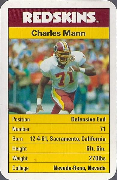 Charles Mann 1987 ACE Fact Pack UK