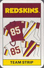 Redskins 1987 ACE Fact Pack UK Team Uniforms