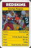 George Rogers 1987 ACE Fact Pack UK