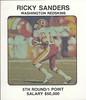 Ricky Sanders 1987 Franchise