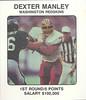 Dexter Manley 1987 Franchise