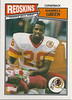 Darrell Green 1987 Topps UK