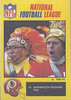 Redskins 1988 Monty Gum UK Stickers