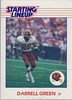Darrell Green 1988 Starting Lineup Cards