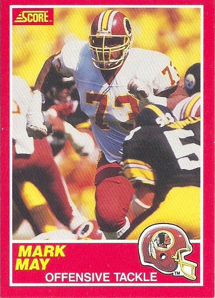 Mark May 1989 Score