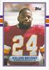 Kelvin Bryant 1989 Topps