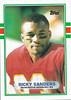 Ricky Sanders 1989 Topps