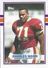 Charles Mann 1989 Topps
