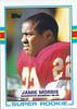 Jamie Morris 1989 Topps