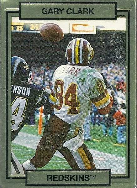 Gary Clark 1990 Action Packed